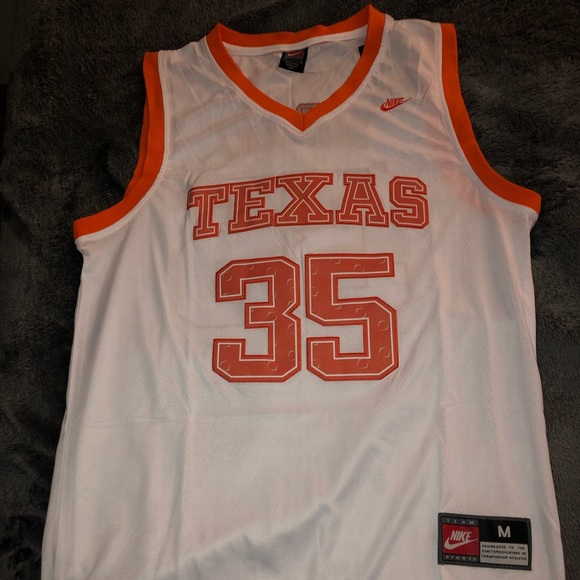on sale fdd69 35341 Kevin Durant college Texas Longhorns Jersey NWT